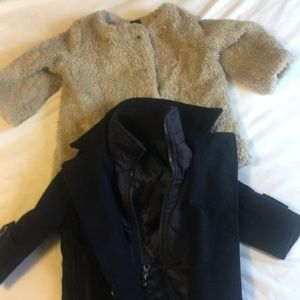 Other - Lot of 2 baby coats